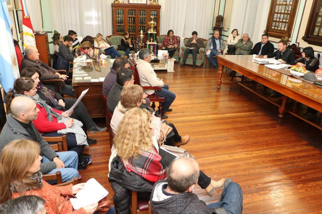 Cabildo Abierto, en Esperanza la participación ciudadana se potencia.