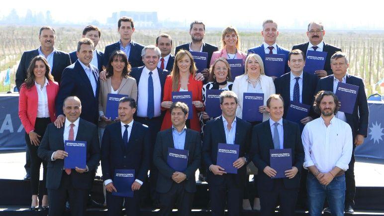 Rodenas celebró la propuesta de un país «federal en serio»