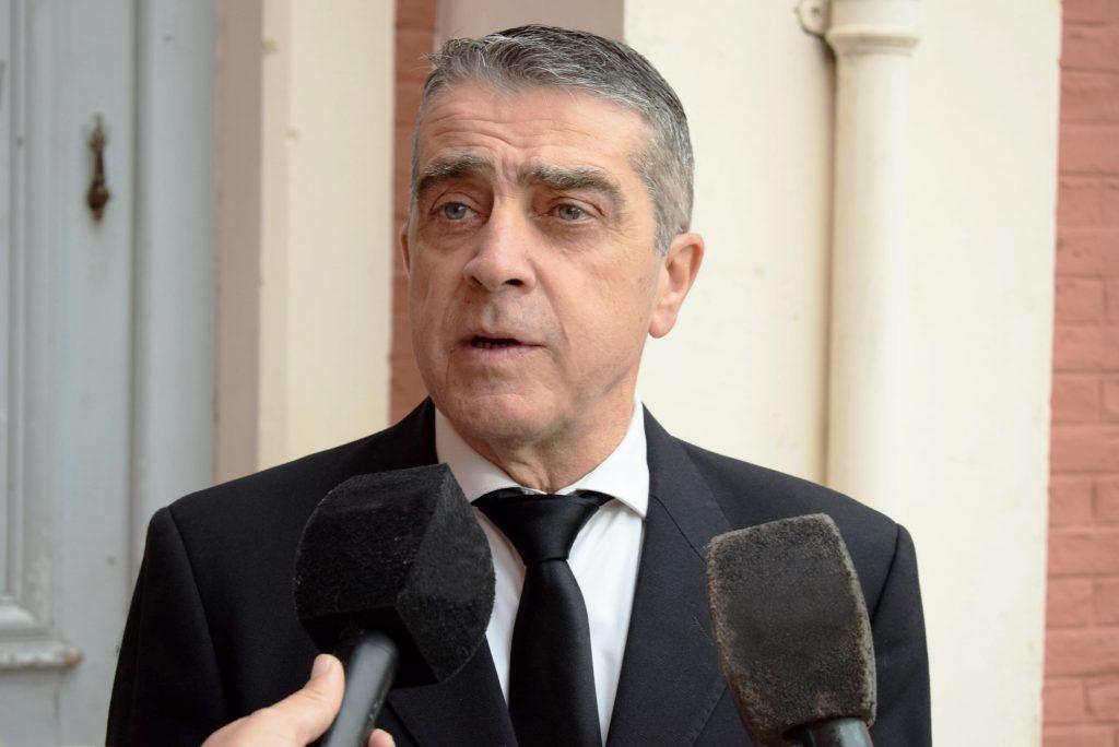 El senador Traferri pidió al Ejecutivo provincial que realice las obras necesarias en el acceso a Fuentes