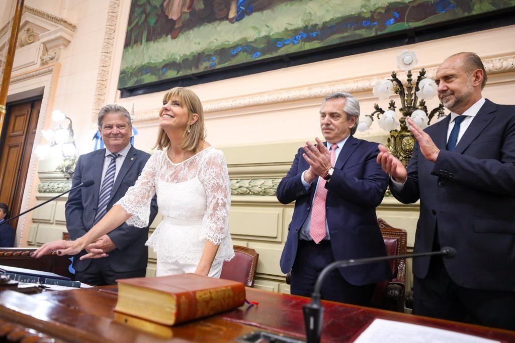 Omar Gobernador Alejandra Vice