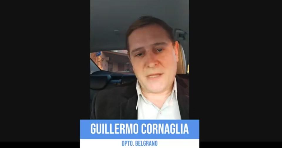 Cornaglia busca alivianar la presión económica de los transportes de pasajeros.