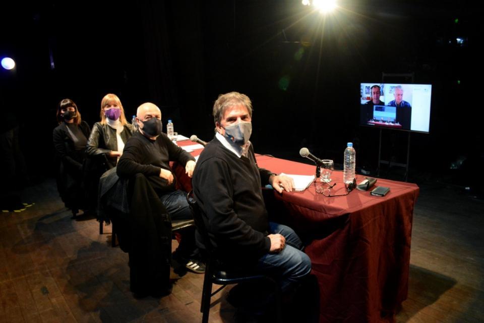 La vicegobernadora  debate, La vida después de la covid-19