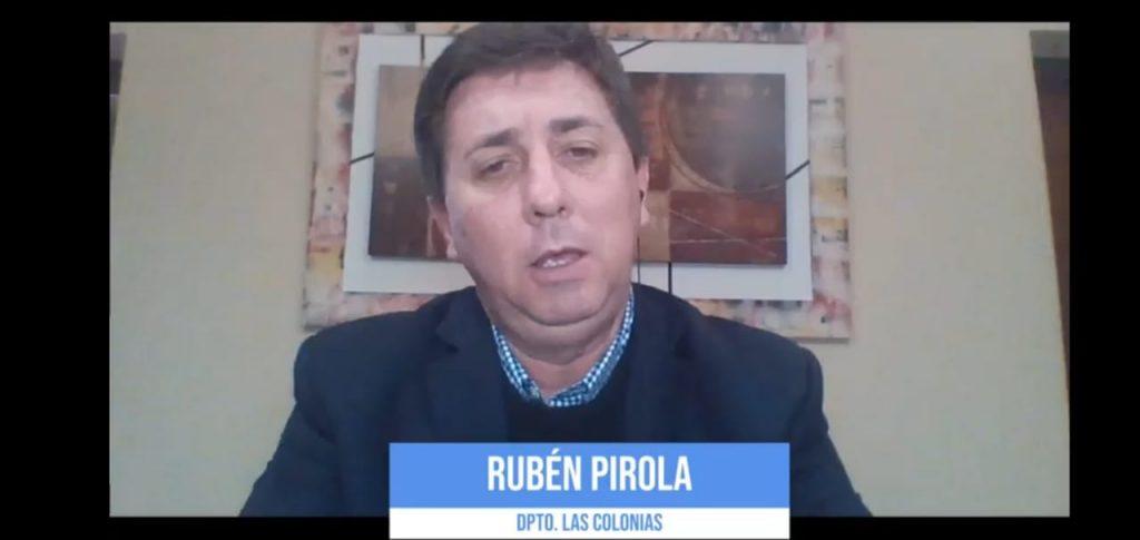 """Pirola: """"Debatir tarifas públicamente es una progresión natural"""""""