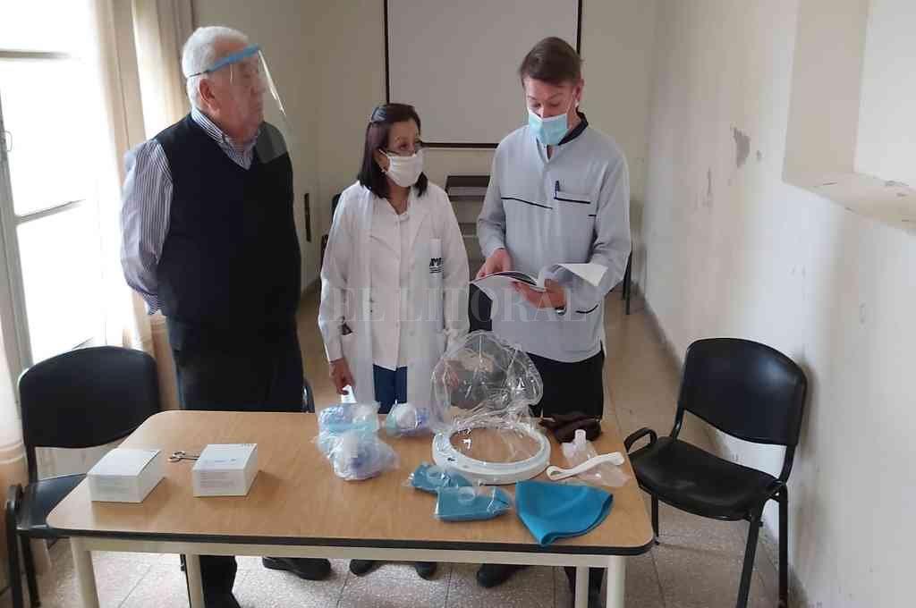 El departamento Vera inició el tratamiento con Ibuprofenato de sodio a pacientes con Covid-19
