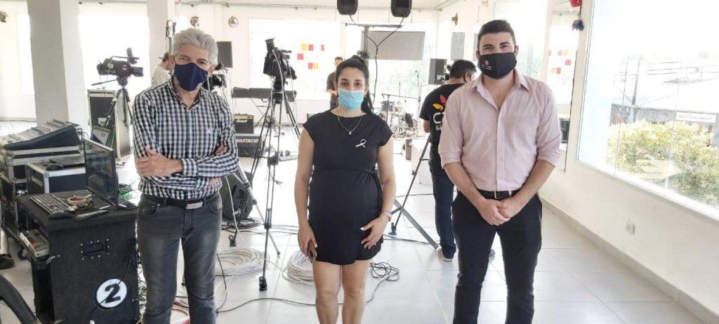 Con gran éxito y enorme repercusión se realizó en la casa del senado el festival virtual por el día de la madre en San Javier.