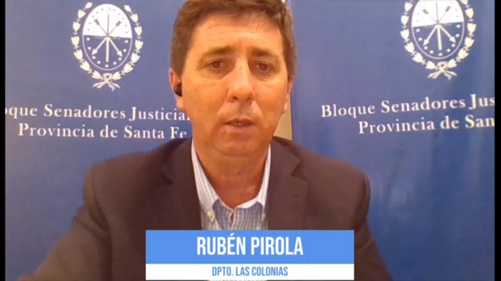Pirola logró la media sanción para su iniciativa, que crea el Programa de Seguro Agrario.