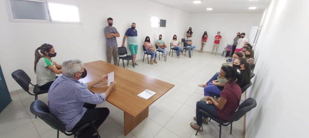 Baucero: «El 24 de noviembre se entregarán las viviendas de la segunda etapa de mi tierra mi casa»