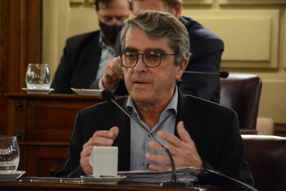 Traferri: «Sain es el peor ministro de seguridad de la historia de la provincia»
