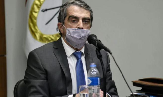 """Traferri aseguró que recibió llamados del peronismo pero no de Perotti. """"No me sorprende"""", expresó."""