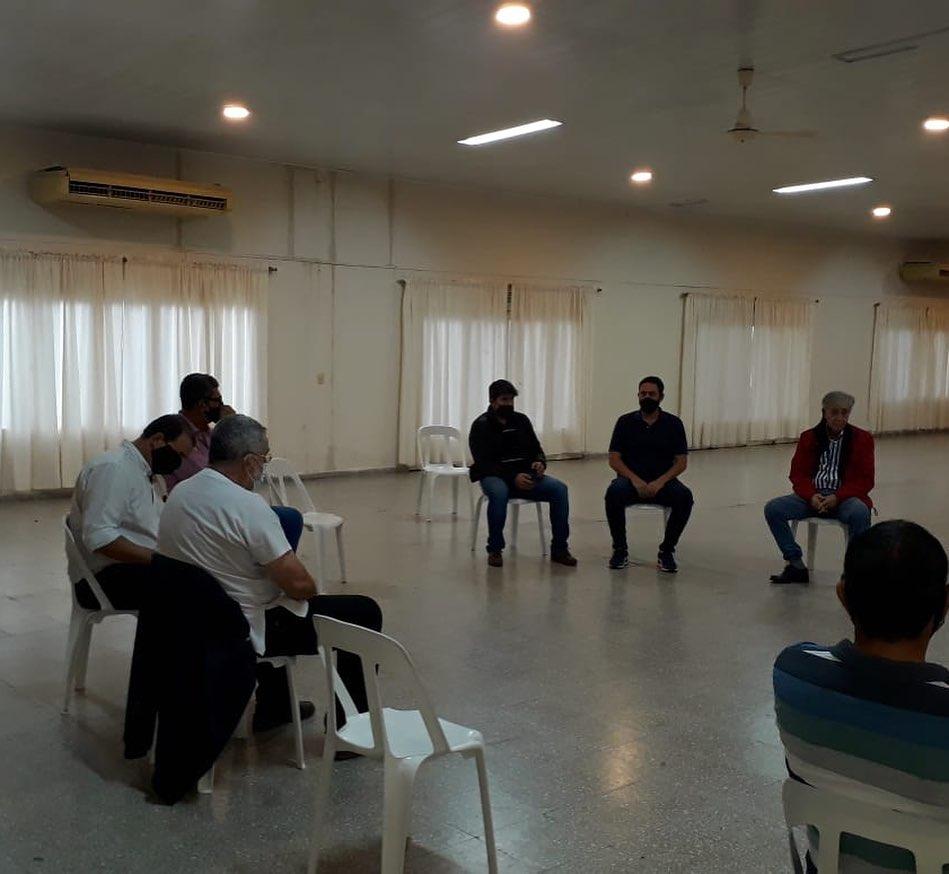 Importante reunión del Comité de Crisis Departamental