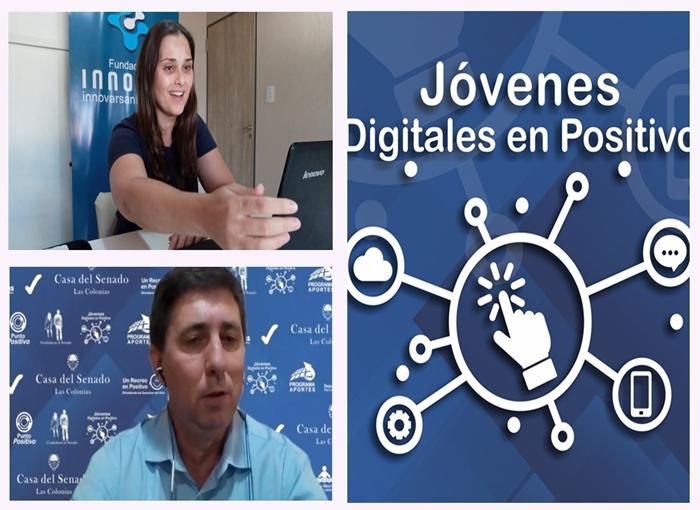 Pirola impulsa una nueva instancia de Jóvenes Digitales en Positivo