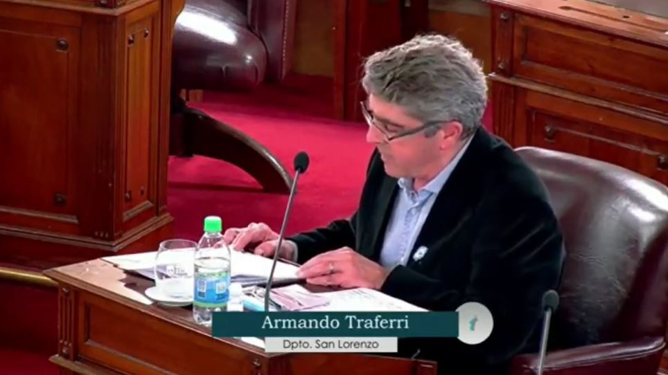Armando Traferri saludó la decisión del Ejecutivo provincial de adquirir vacunas contra el COVID 19