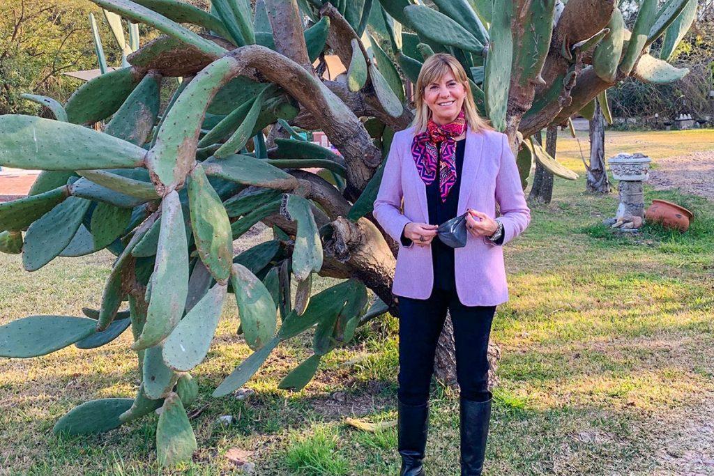 """Alejandra Rodenas: """"Veíamos señales de que Santa Fe podía seguir los pasos de Córdoba"""""""